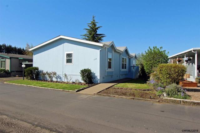 277 NE Conifer (#130) #130, Corvallis, OR 97330 (MLS #731615) :: HomeSmart Realty Group
