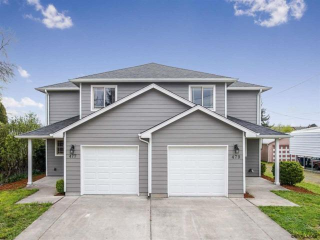 477-479 Broad S, Monmouth, OR 97361 (MLS #732271) :: HomeSmart Realty Group