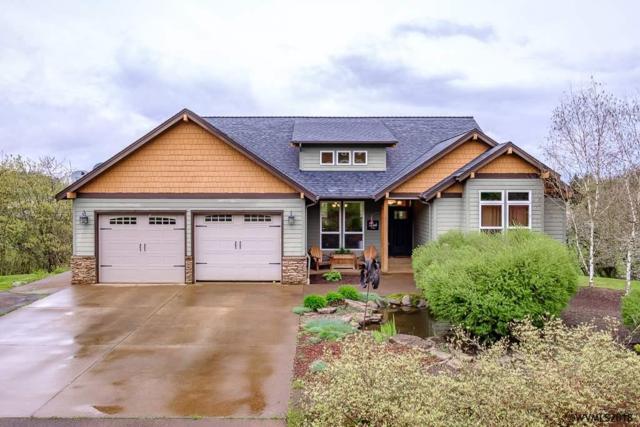 11222 Sunset Springs Ln SE, Turner, OR 97392 (MLS #732314) :: Song Real Estate