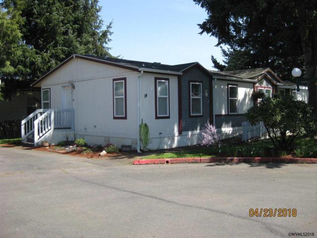 5050 Columbus (#14) SE #14, Albany, OR 97322 (MLS #732329) :: HomeSmart Realty Group