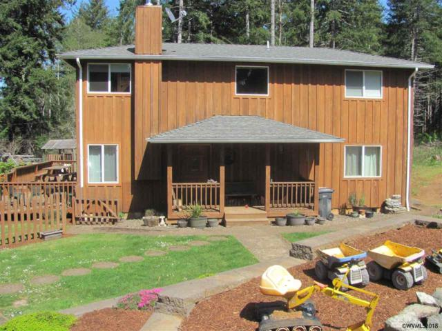 21198 Blodgett Rd, Blodgett, OR 97326 (MLS #732389) :: Song Real Estate