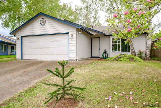 618 S Sunrise Dr, Jefferson, OR 97352 (MLS #732525) :: Gregory Home Team
