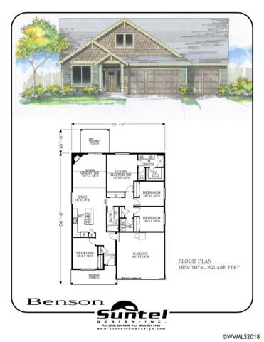 672 SE Mustang Lp, Sublimity, OR 97385 (MLS #732886) :: Gregory Home Team