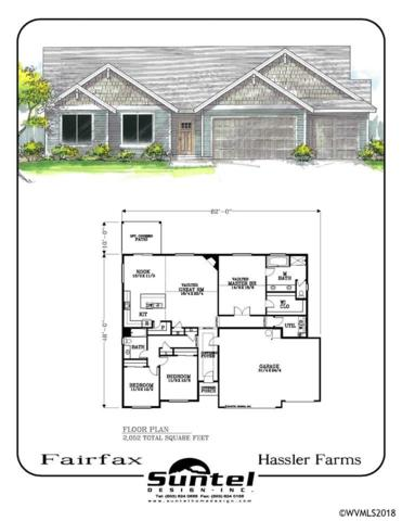 683 SE Mustang Lp, Sublimity, OR 97385 (MLS #732891) :: Gregory Home Team