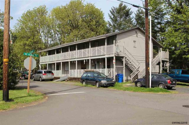 210 NE 5th, Mill City, OR 97360 (MLS #732930) :: HomeSmart Realty Group