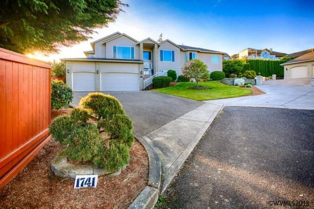 1741 Chapman Hill Dr NW, Salem, OR 97304 (MLS #733010) :: HomeSmart Realty Group