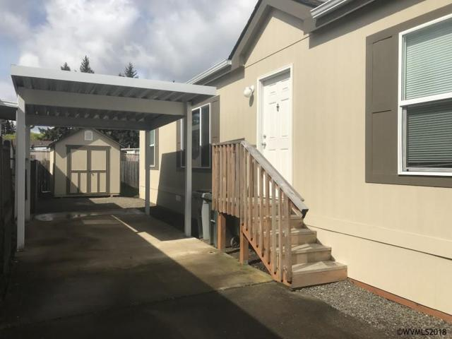 835 SE 1st (#27) #27, Canby, OR 97013 (MLS #733451) :: Gregory Home Team