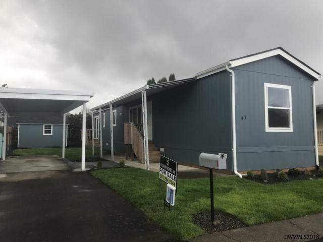 835 SE 1st (#47) #47, Canby, OR 97013 (MLS #733453) :: Gregory Home Team