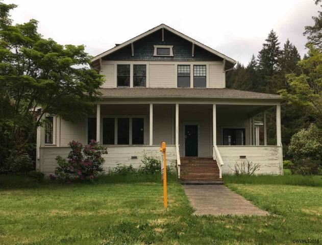 363 NE Birch St, Mill City, OR 97360 (MLS #733573) :: HomeSmart Realty Group
