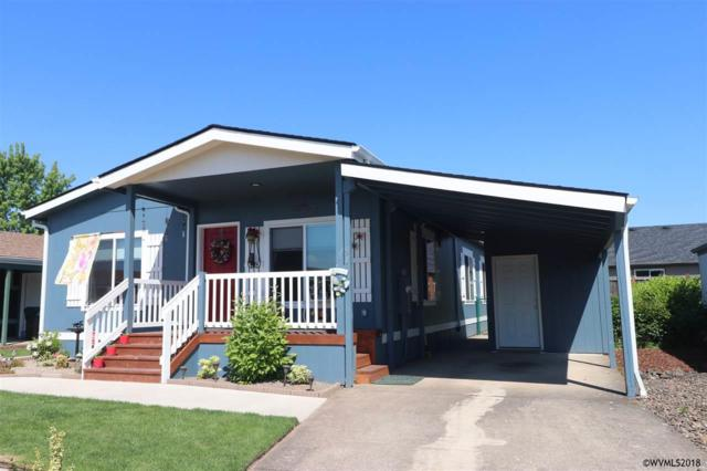 310 Pitney #91, Junction City, OR 97448 (MLS #733700) :: Song Real Estate