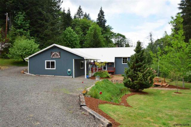 41800 Rodgers Mountain Lp, Scio, OR 97374 (MLS #733709) :: Gregory Home Team