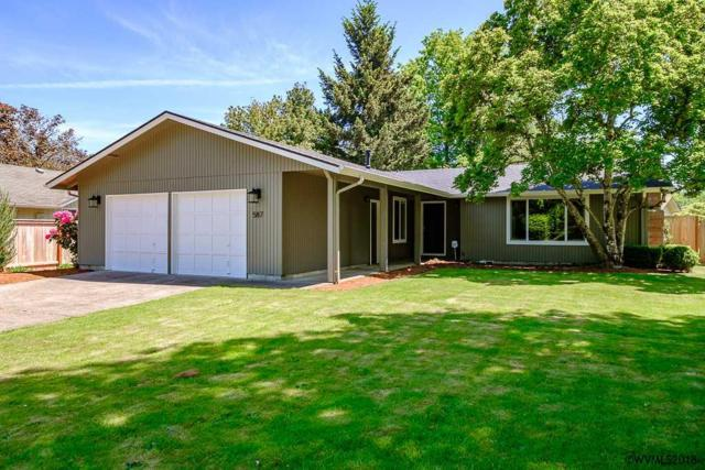 587 NW Witham Dr, Corvallis, OR 97330 (MLS #733775) :: Change Realty