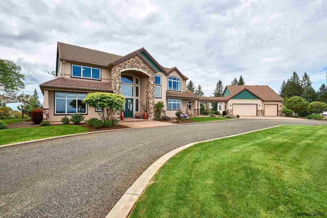 9055 SE Eola Hills Rd, Amity, OR 97101 (MLS #733842) :: HomeSmart Realty Group