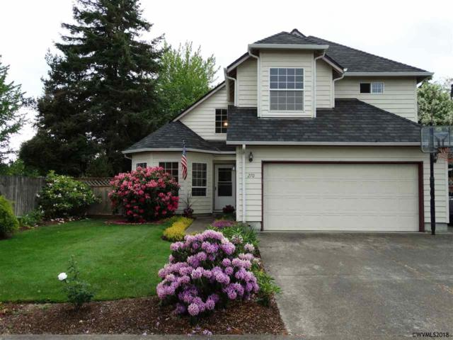 270 Martin Wy S, Monmouth, OR 97361 (MLS #734107) :: HomeSmart Realty Group