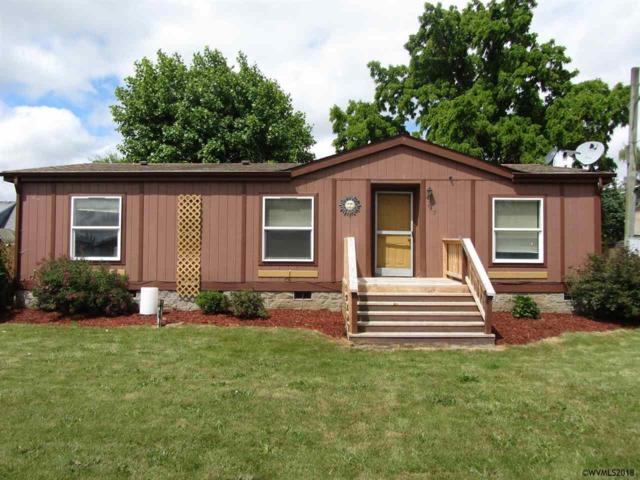 485 E 2nd St, Halsey, OR 97348 (MLS #734810) :: Gregory Home Team