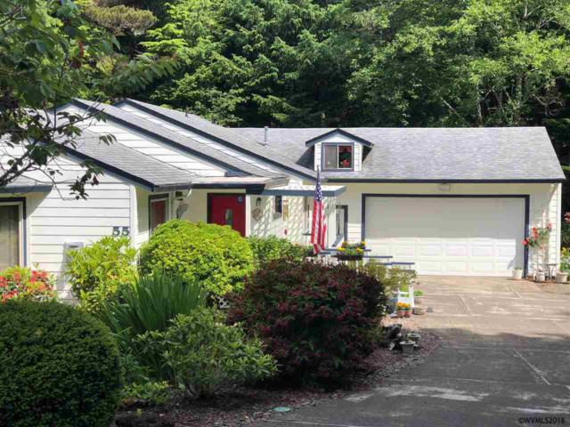 55 Seagrove Pl, Lincoln City, OR 97367 (MLS #734897) :: HomeSmart Realty Group