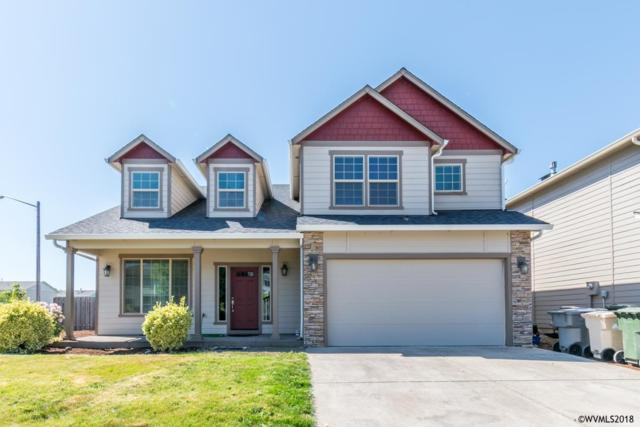 2194 Mayfly St, Lebanon, OR 97355 (MLS #734948) :: Gregory Home Team