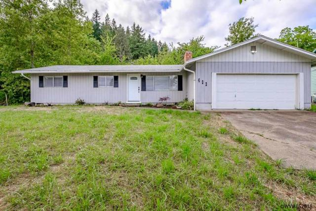 403 Kay Av, Brownsville, OR 97327 (MLS #735082) :: Gregory Home Team
