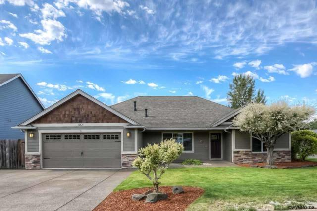 353 NW Foxglove St, Dallas, OR 97338 (MLS #735277) :: HomeSmart Realty Group