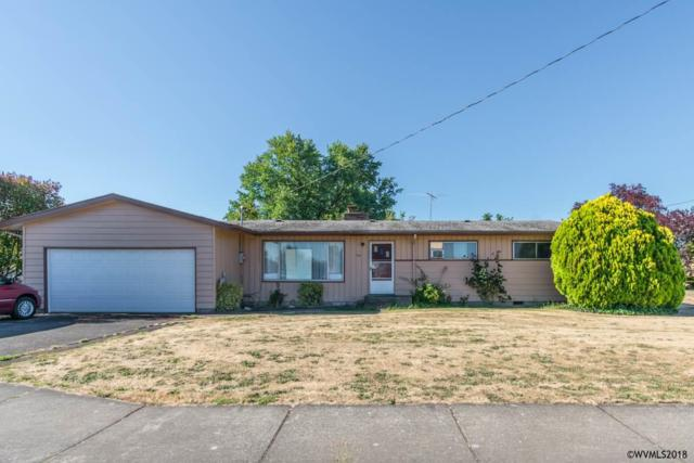 418 S Airport Rd, Lebanon, OR 97355 (MLS #735280) :: Sue Long Realty Group