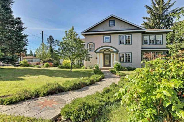 829 SE Fir St, Toledo, OR 97391 (MLS #735281) :: Song Real Estate