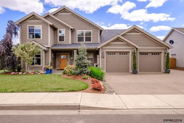 676 NW Kersey Dr, Dallas, OR 97338 (MLS #735405) :: HomeSmart Realty Group