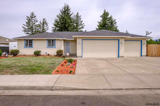 4498 Live Oak St, Sweet Home, OR 97386 (MLS #735502) :: Gregory Home Team