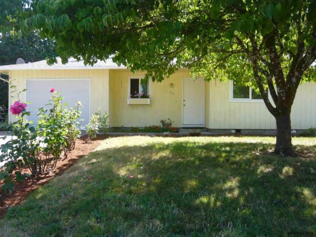 235 Gentle Av E, Monmouth, OR 97361 (MLS #735857) :: Sue Long Realty Group