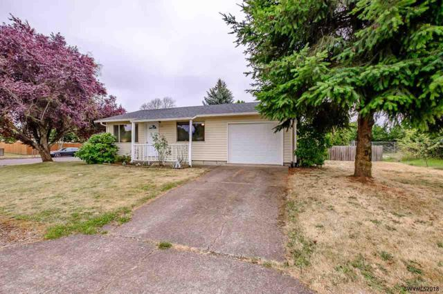 1130 W Ash Pl, Lebanon, OR 97355 (MLS #736216) :: Sue Long Realty Group
