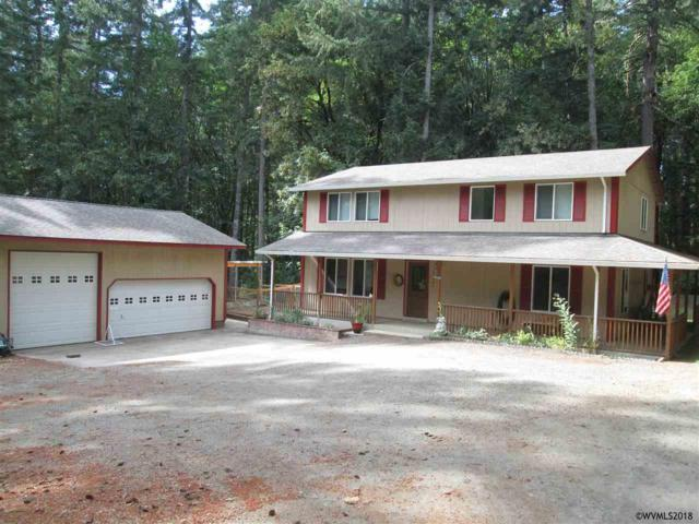 23807 Greasy Creek Rd, Philomath, OR 97370 (MLS #736379) :: Sue Long Realty Group