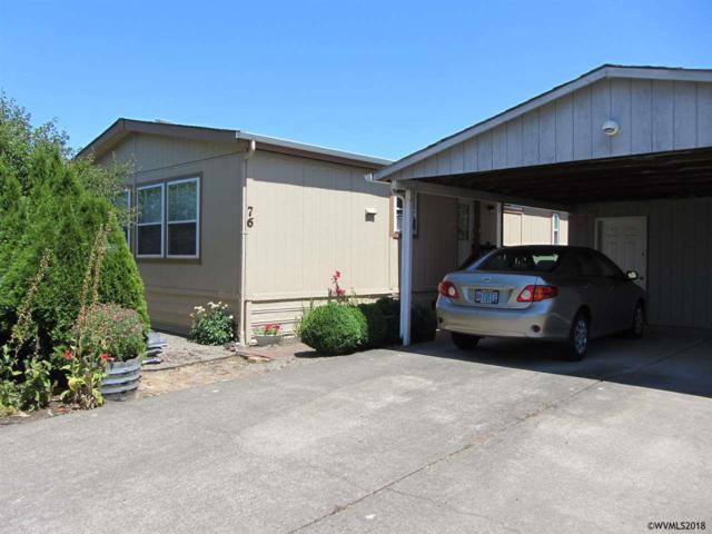 300 Western SE #76, Albany, OR 97322 (MLS #736482) :: HomeSmart Realty Group