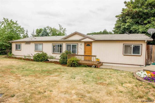 204 N 7th St, Philomath, OR 97370 (MLS #736552) :: Change Realty