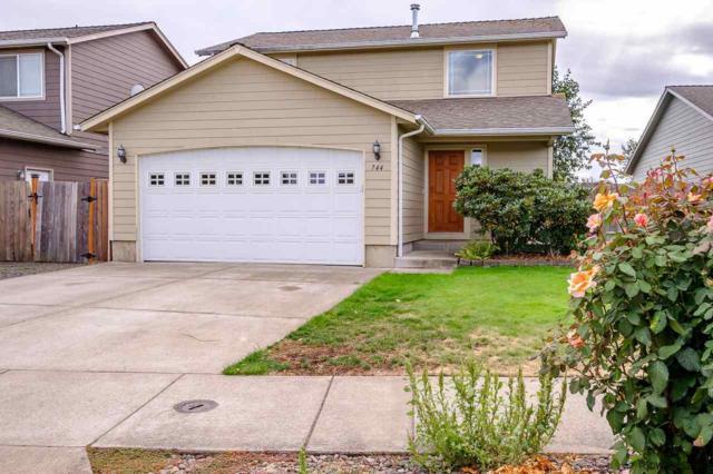 744 Trinity St NE, Albany, OR 97322 (MLS #736604) :: HomeSmart Realty Group