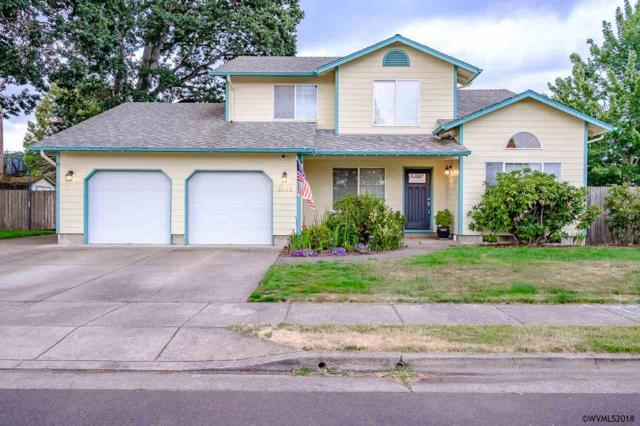 3030 Oak Terrace Dr, Lebanon, OR 97355 (MLS #736737) :: HomeSmart Realty Group