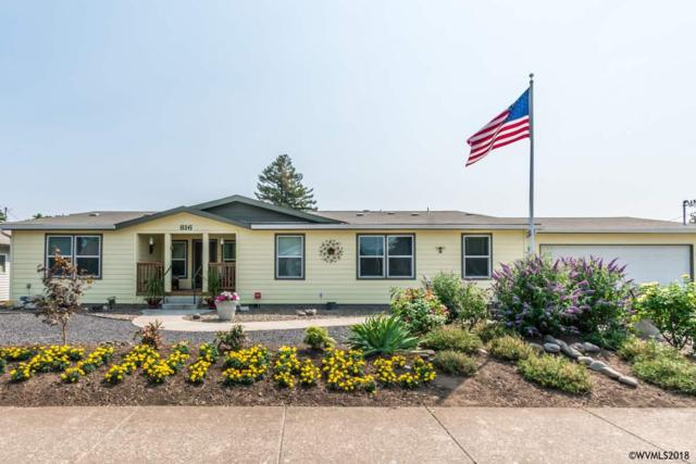 816 W Oak St, Lebanon, OR 97355 (MLS #736886) :: Gregory Home Team