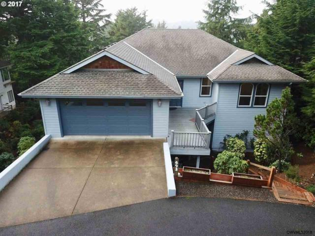 493 Spruceburl Ln, Gleneden Beach, OR 97388 (MLS #737629) :: HomeSmart Realty Group