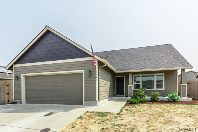 3461 Hawk Arrow Dr, Lebanon, OR 97355 (MLS #738021) :: Gregory Home Team