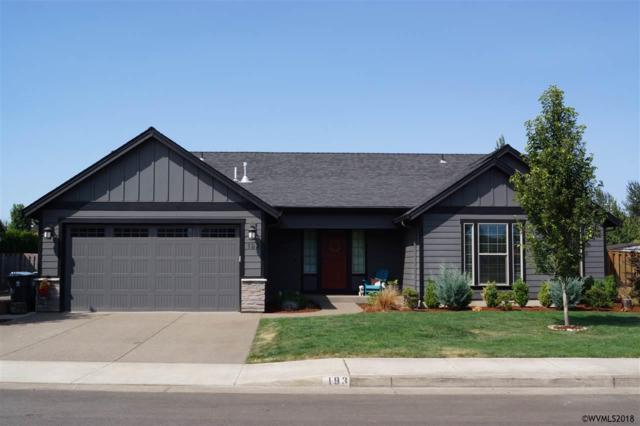 193 Lynx Av, Aumsville, OR 97325 (MLS #738202) :: Premiere Property Group LLC