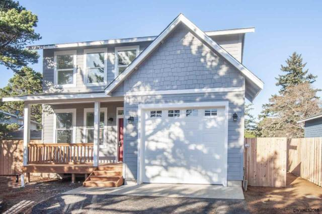 45 Sunset St, Depoe Bay, OR 97341 (MLS #738383) :: HomeSmart Realty Group