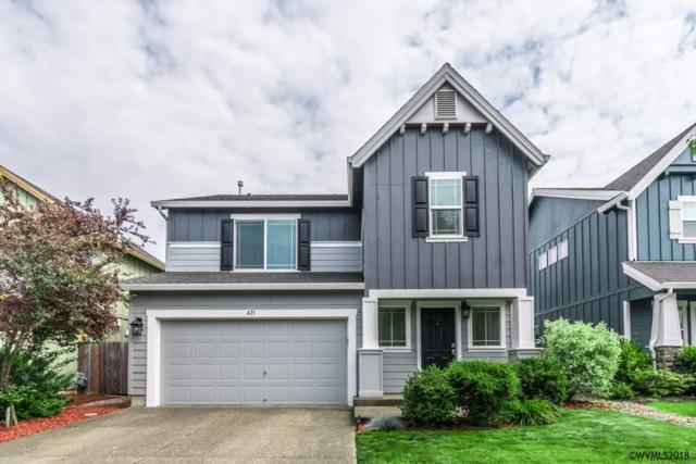 421 Derby St SE, Albany, OR 97322 (MLS #738477) :: HomeSmart Realty Group