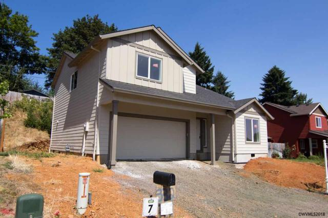 332 NW Pacific Hills Dr, Willamina, OR 97396 (MLS #738741) :: Gregory Home Team
