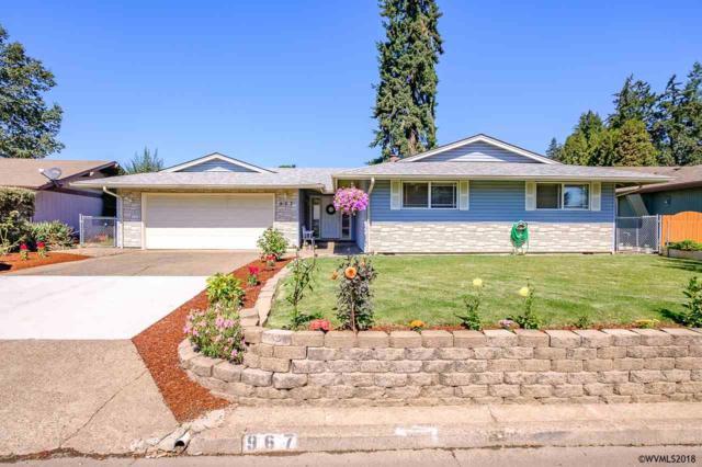967 Nightingale Ct NE, Keizer, OR 97303 (MLS #738979) :: HomeSmart Realty Group