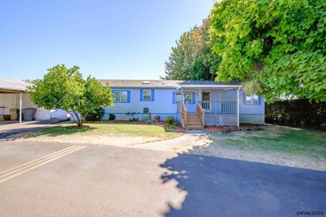 31919 N Lake Creek (Unit #82) #82, Tangent, OR 97389 (MLS #739008) :: HomeSmart Realty Group