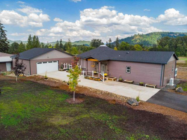 29261 Fairview Rd, Lebanon, OR 97355 (MLS #739136) :: Song Real Estate