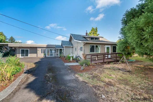 555 SE Park Av, Corvallis, OR 97333 (MLS #739222) :: Song Real Estate