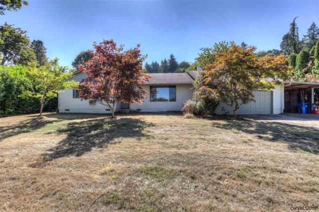351 6th St, Scotts Mills, OR 97375 (MLS #739521) :: Song Real Estate