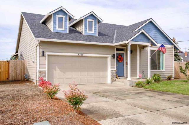 3269 Margaret Pl SE, Albany, OR 97322 (MLS #739767) :: Gregory Home Team