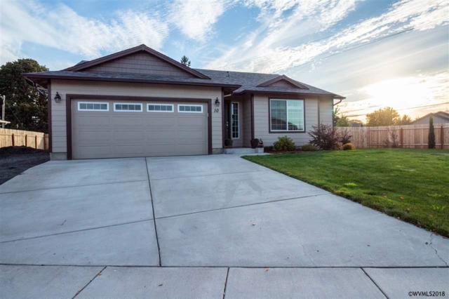 10 E Jadon Dr, Lebanon, OR 97355 (MLS #740113) :: HomeSmart Realty Group