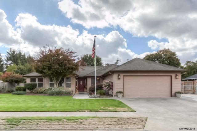1468 E Burnett St, Stayton, OR 97383 (MLS #740159) :: HomeSmart Realty Group