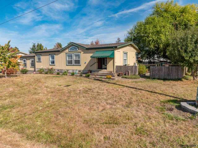 1282 W 4th St, Halsey, OR 97348 (MLS #740190) :: Gregory Home Team
